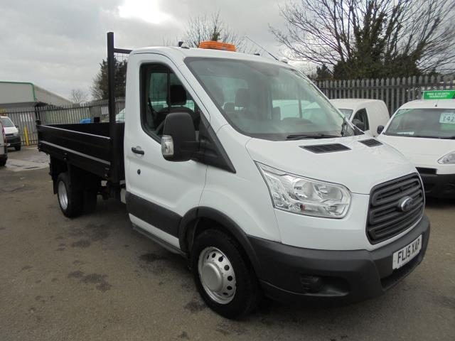 2015 Ford Transit  350 L2 SINGLE CAB TIPPER 125PS EURO 5 (FL15XAP)