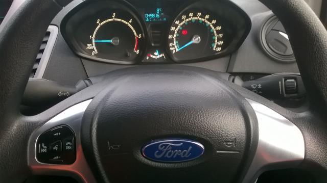 2015 Ford Fiesta 1.5 TDCI EURO 5 (FL15XFF) Image 22
