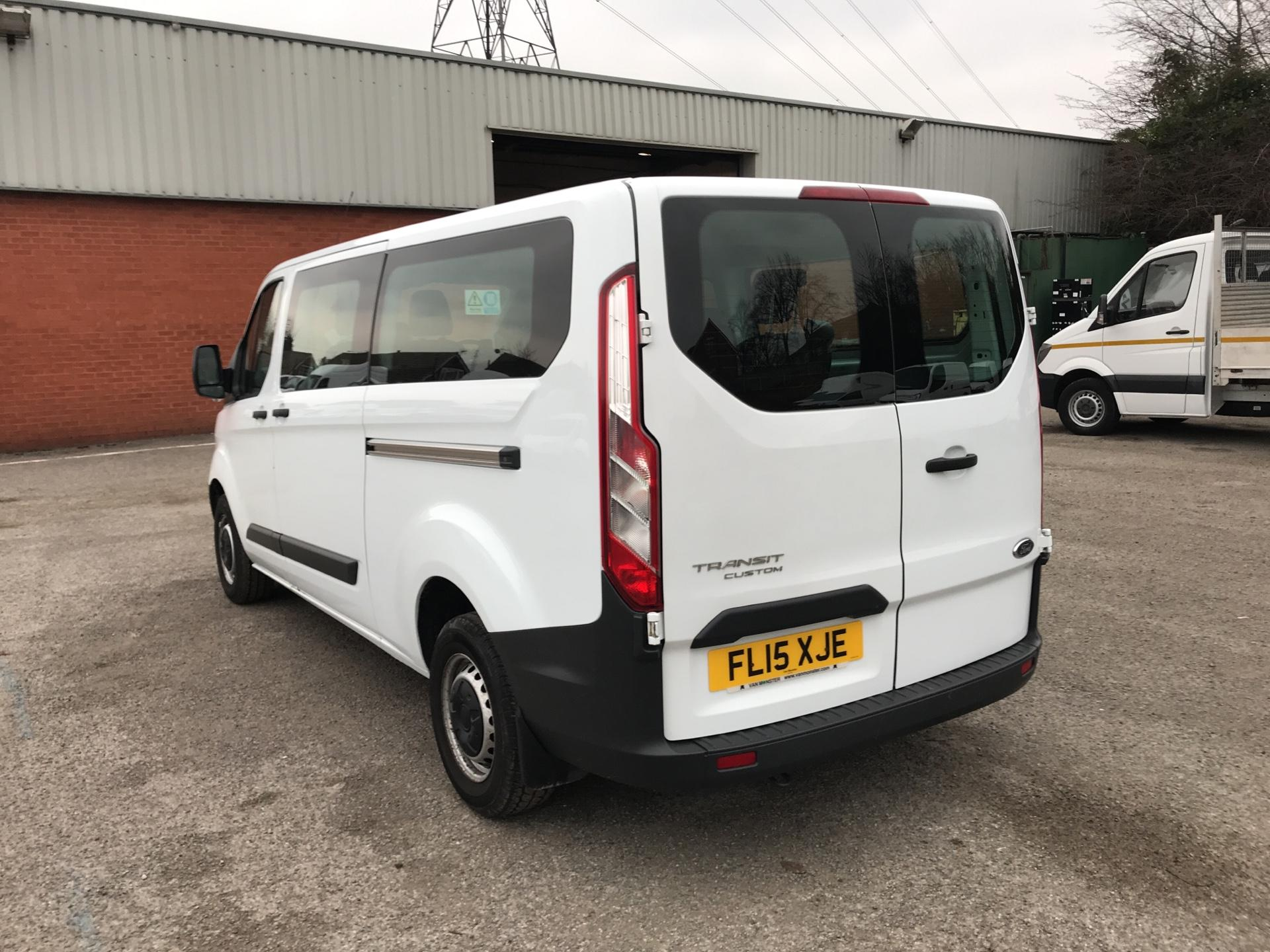 2015 Ford Transit Custom 2.2 Tdci 125Ps Low Roof Kombi Van euro 5 - VALUE RANGE - CONDITION REFLECTED IN PRICE  (FL15XJE) Image 5