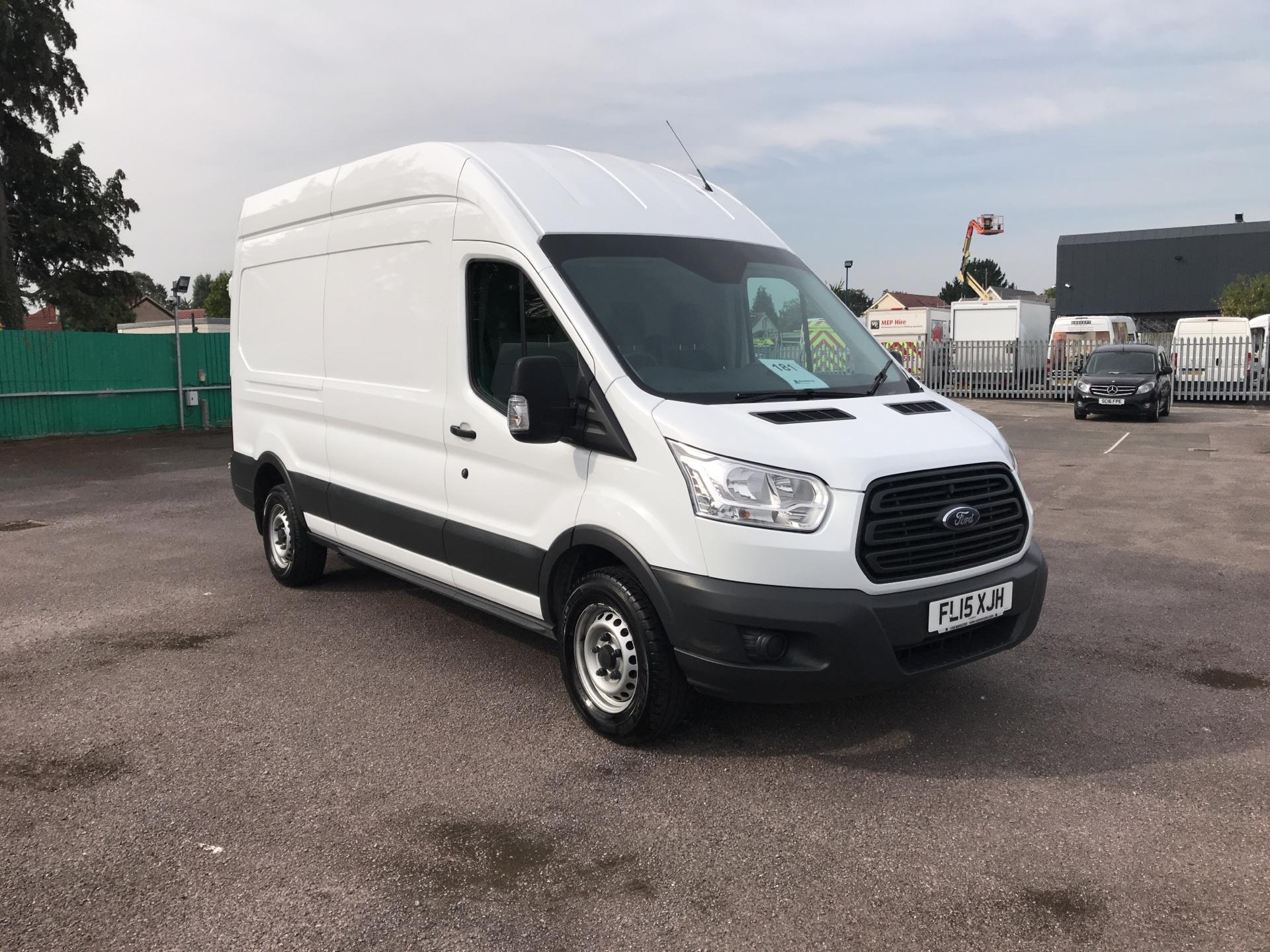 2015 Ford Transit  350 L3H3 VAN 125PS EURO 5*VALUE RANGE VEHICLE CONDITION REFLECTED IN PRICE* (FL15XJH)