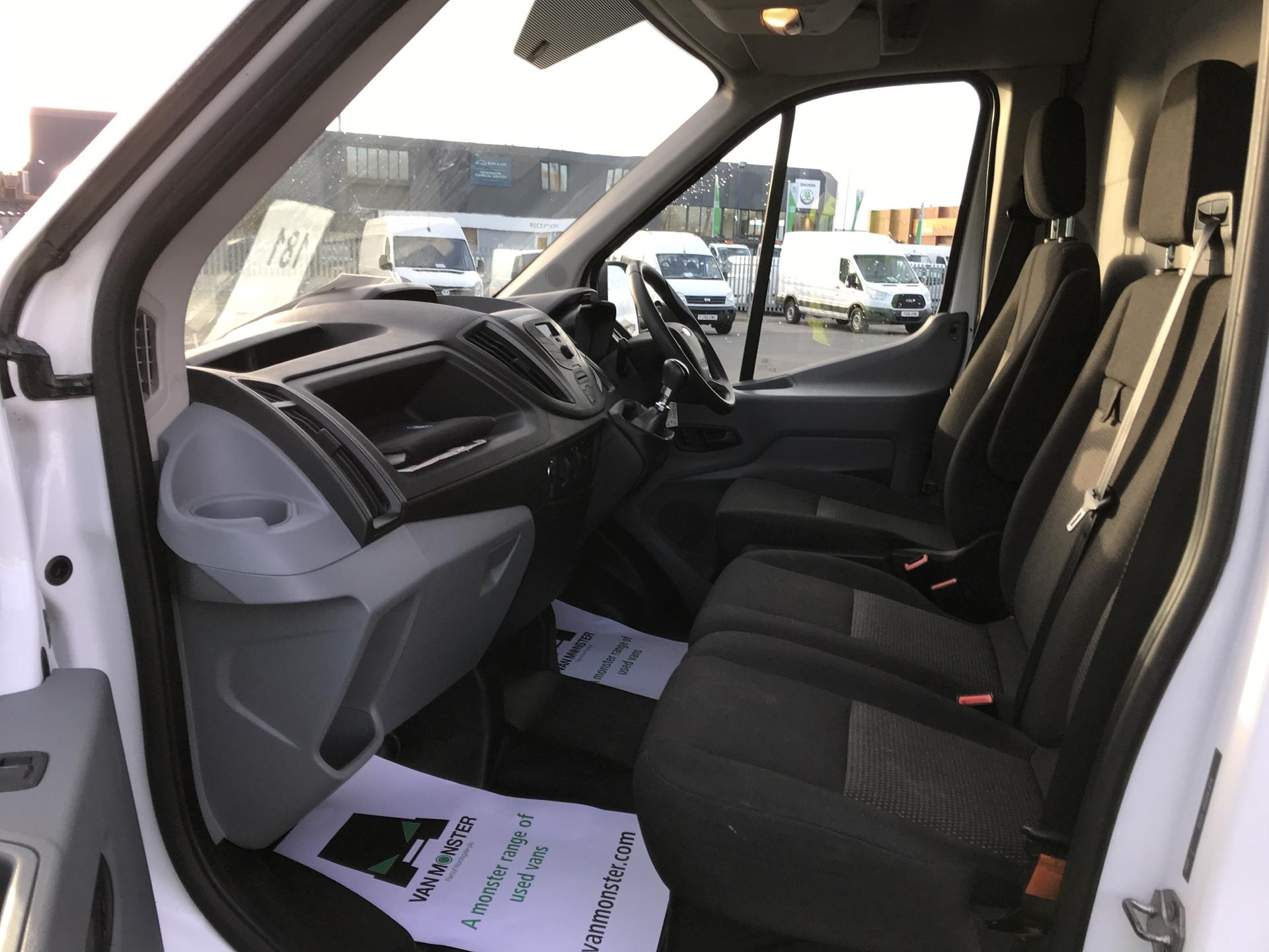 2015 Ford Transit   T350 L3 H3 Van 125PS Euro 5 *VALUE RANGE VEHICLE CONDITION REFLECTED IN PRICE* (FL15XJY) Image 14