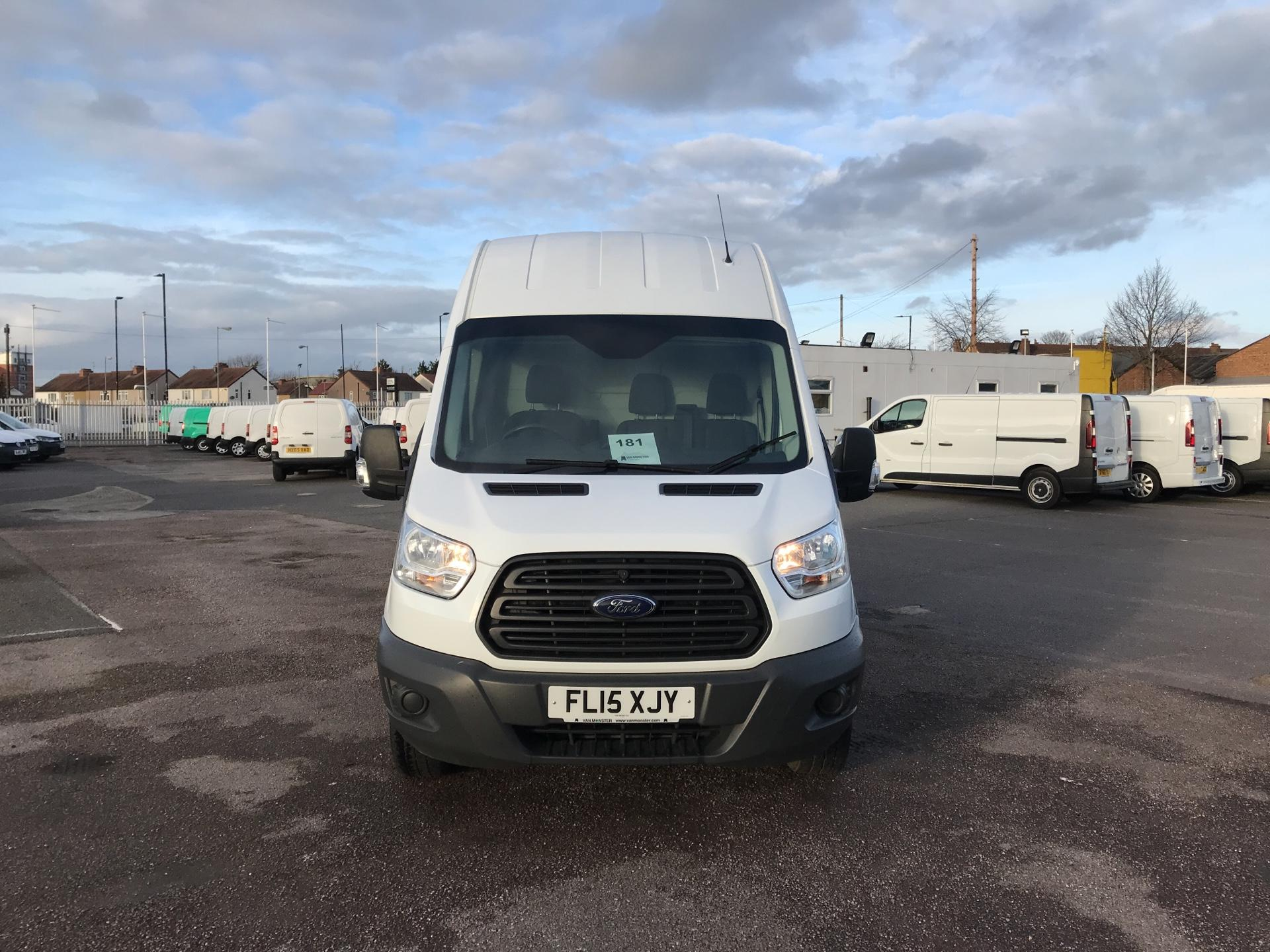 2015 Ford Transit   T350 L3 H3 Van 125PS Euro 5 *VALUE RANGE VEHICLE CONDITION REFLECTED IN PRICE* (FL15XJY) Image 8