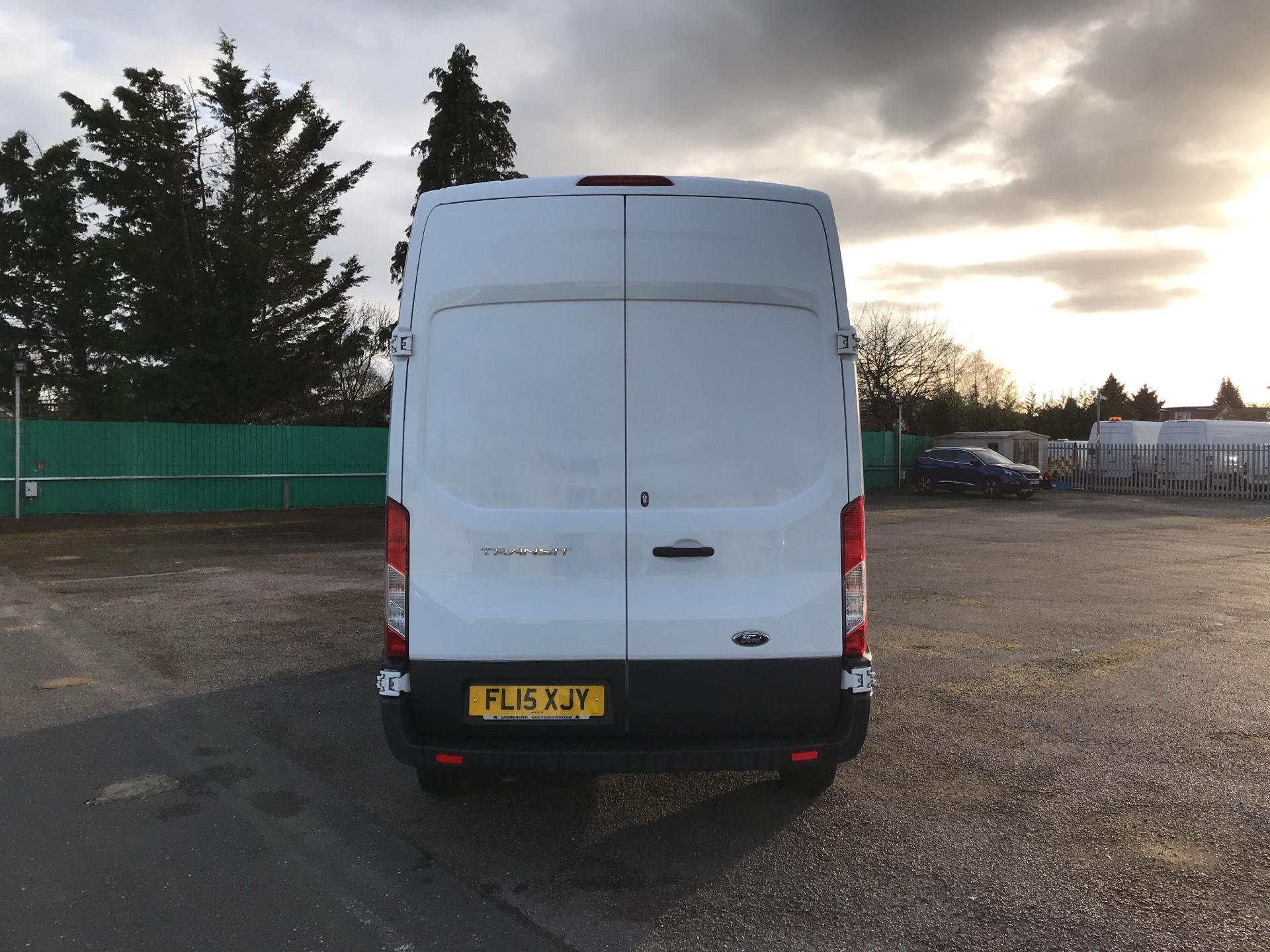 2015 Ford Transit   T350 L3 H3 Van 125PS Euro 5 *VALUE RANGE VEHICLE CONDITION REFLECTED IN PRICE* (FL15XJY) Image 4