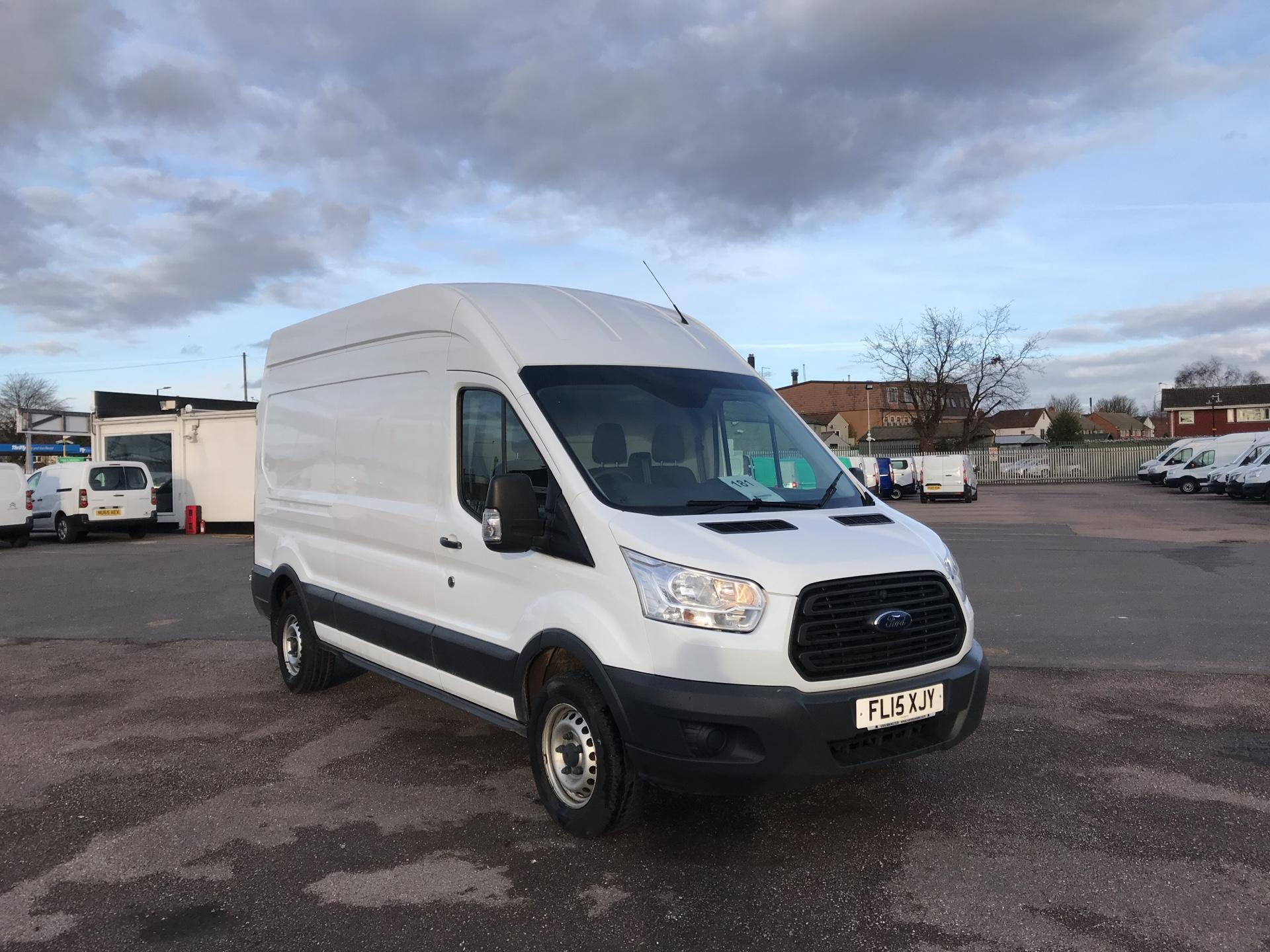 2015 Ford Transit   T350 L3 H3 Van 125PS Euro 5 *VALUE RANGE VEHICLE CONDITION REFLECTED IN PRICE* (FL15XJY)