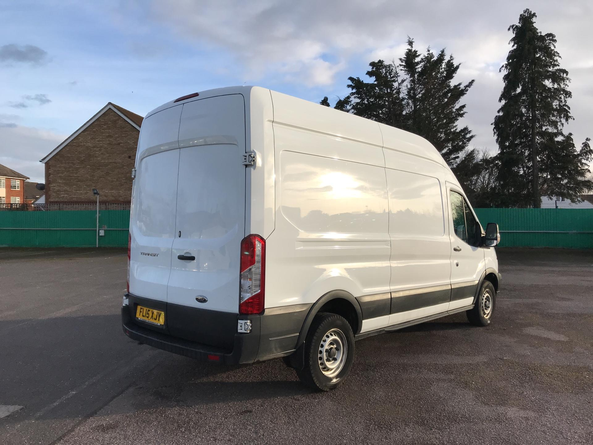 2015 Ford Transit   T350 L3 H3 Van 125PS Euro 5 *VALUE RANGE VEHICLE CONDITION REFLECTED IN PRICE* (FL15XJY) Image 3