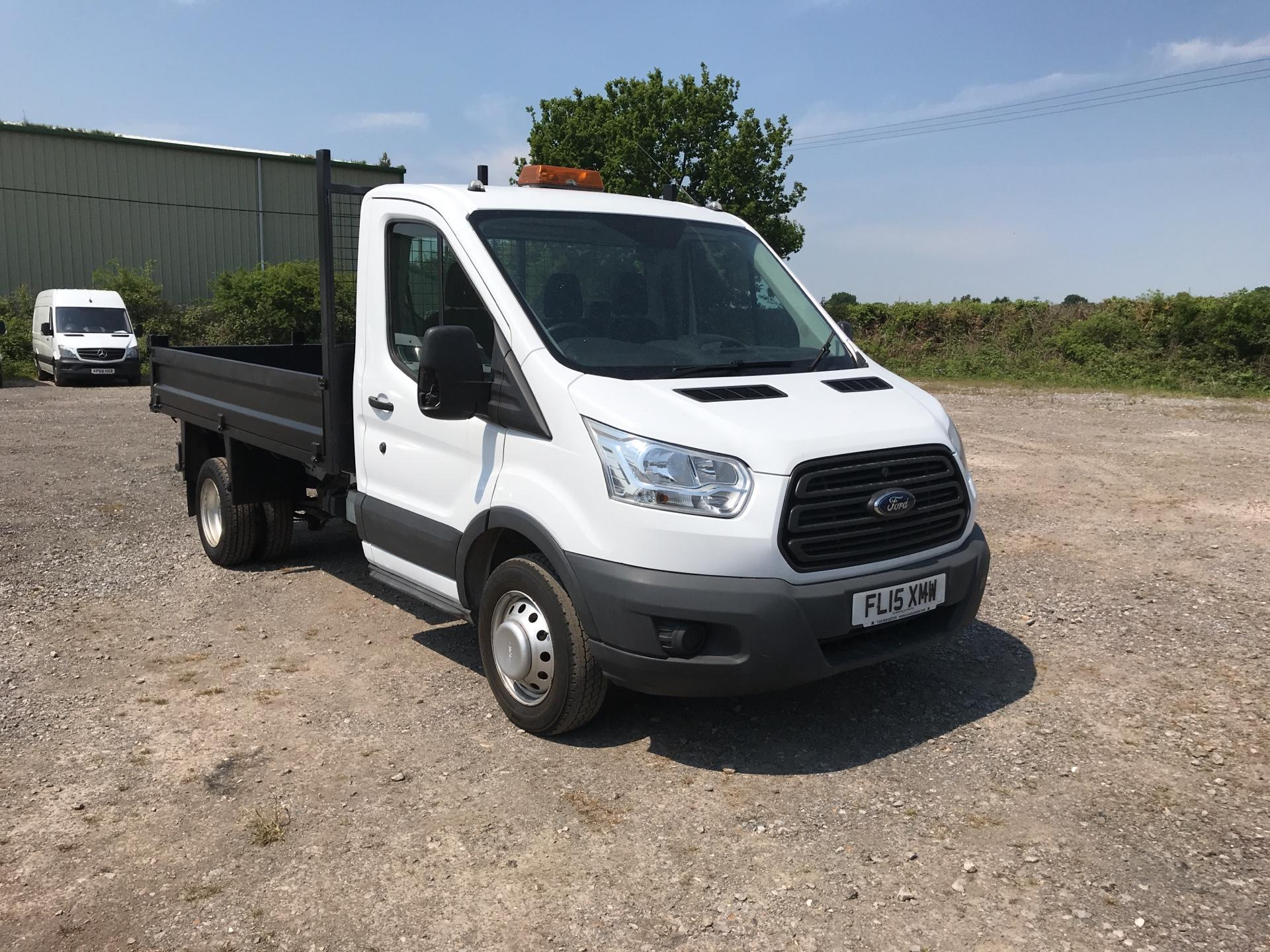2015 Ford Transit 2.2 Tdci 125Ps Single Cab One Stop Tipper (FL15XMW)