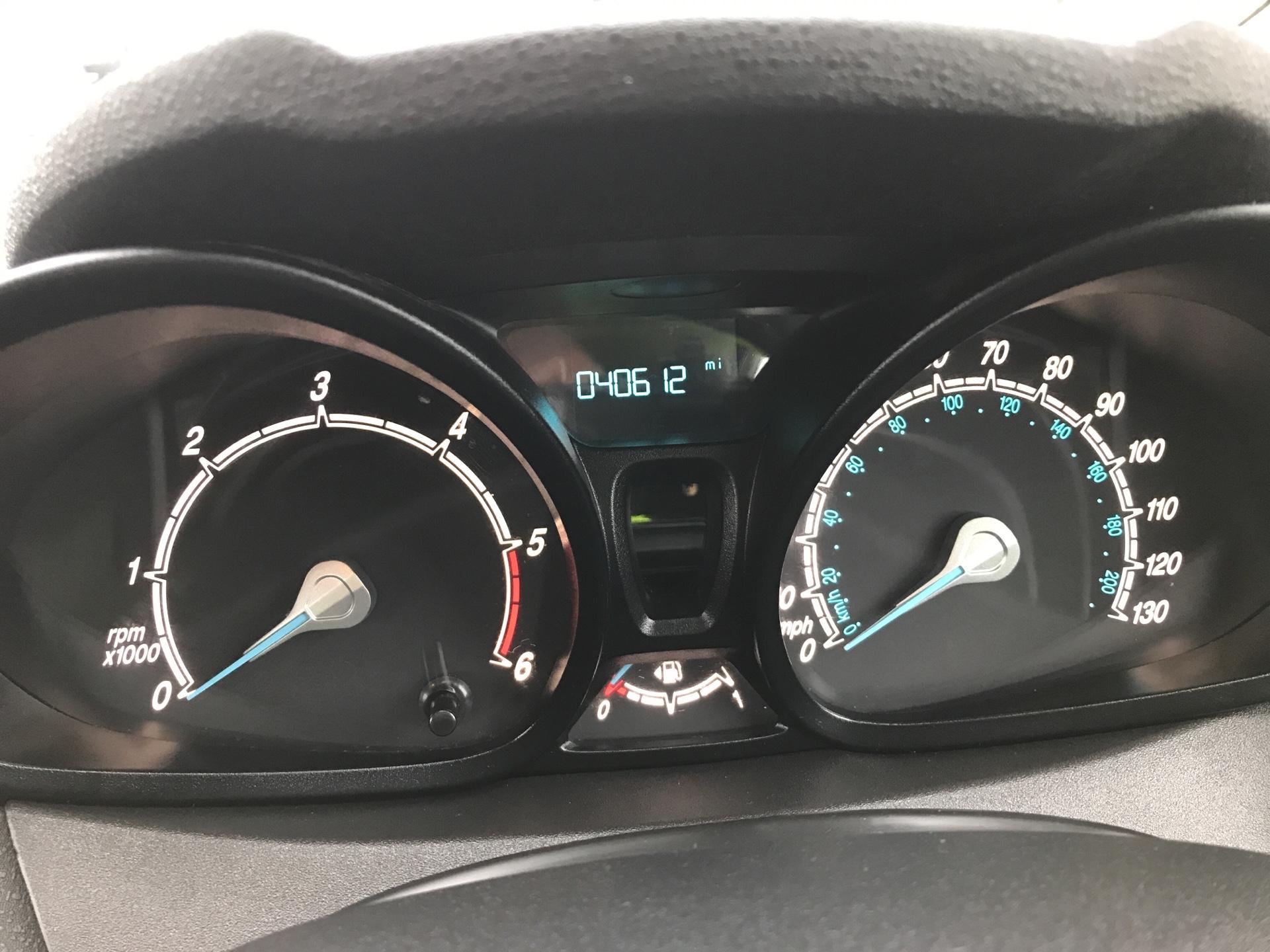 2015 Ford Fiesta  DIESEL 1.5 TDCI VAN EURO 5 AIR CON (FL15XNJ) Image 13