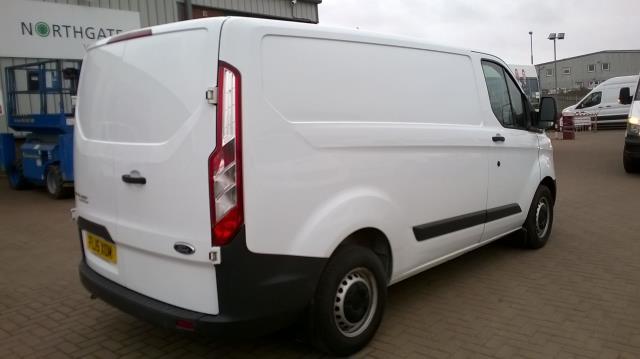 2015 Ford Transit Custom 290 L1 DIESEL FWD 2.2  TDCI 100PS LOW ROOF VAN EURO 5 (FL15XOM) Image 13