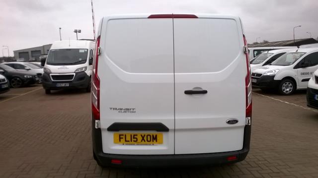 2015 Ford Transit Custom 290 L1 DIESEL FWD 2.2  TDCI 100PS LOW ROOF VAN EURO 5 (FL15XOM) Image 10