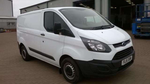 2015 Ford Transit Custom 290 L1 DIESEL FWD 2.2  TDCI 100PS LOW ROOF VAN EURO 5 (FL15XOM)