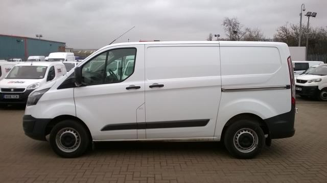 2015 Ford Transit Custom 290 L1 DIESEL FWD 2.2  TDCI 100PS LOW ROOF VAN EURO 5 (FL15XOM) Image 4