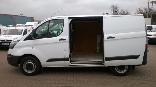 2015 Ford Transit Custom 290 L1 DIESEL FWD 2.2  TDCI 100PS LOW ROOF VAN EURO 5 (FL15XOM) Image 8