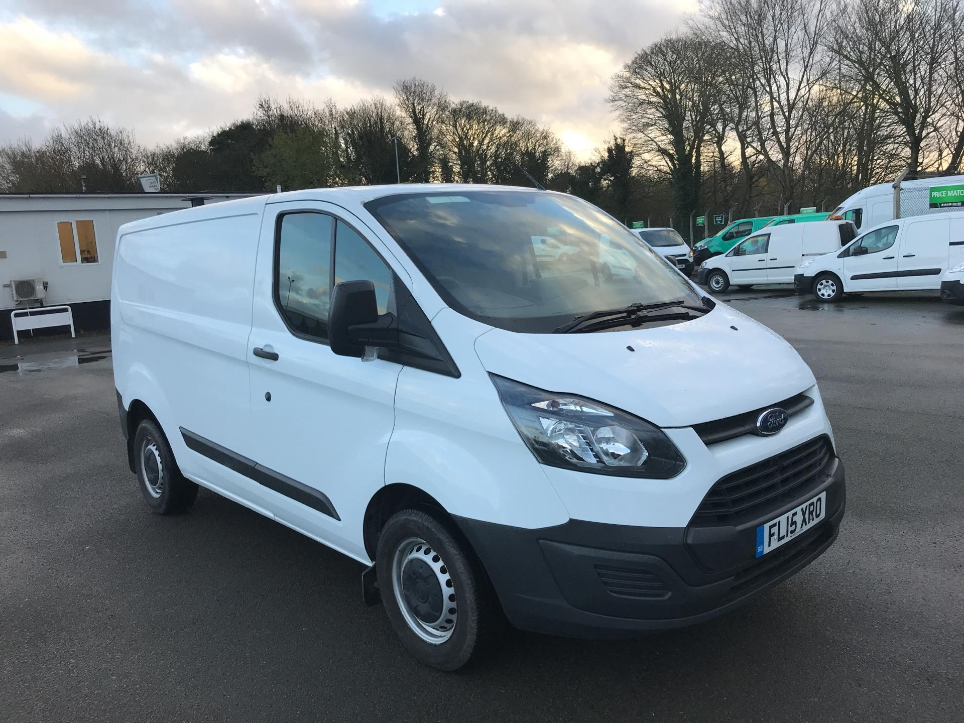 2015 Ford Transit Custom 290 L1 DIESEL FWD 2.2  TDCI 100PS LOW ROOF VAN EURO 5 (FL15XRO)