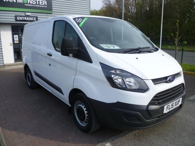 2015 Ford Transit Custom 290 L1 DIESEL FWD 2.2  TDCI 100PS LOW ROOF VAN EURO 5 (FL15XUP)