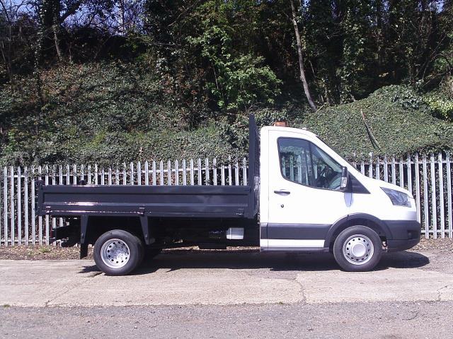 2016 Ford Transit  350 L2 SINGLE CAB TIPPER 125PS EURO 5 (FL16KOE) Image 2