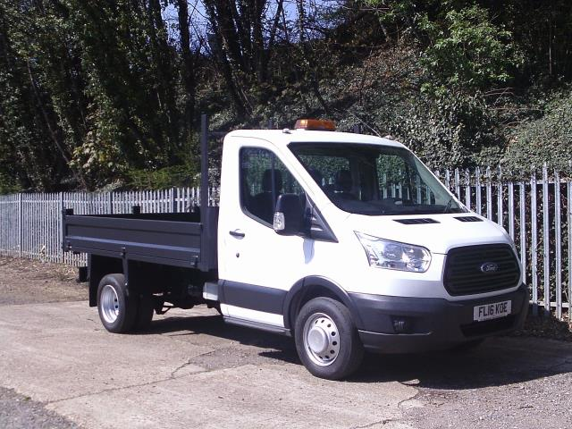 2016 Ford Transit  350 L2 SINGLE CAB TIPPER 125PS EURO 5 (FL16KOE)