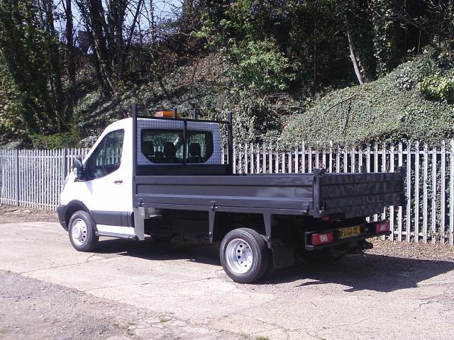 2016 Ford Transit  350 L2 SINGLE CAB TIPPER 125PS EURO 5 (FL16KOE) Image 5