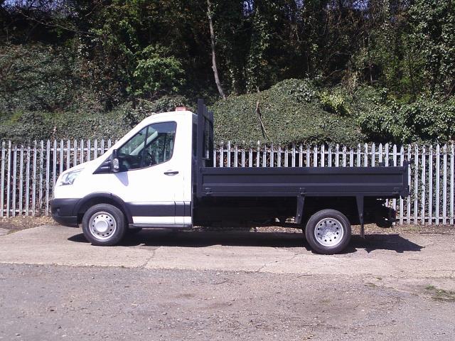 2016 Ford Transit  350 L2 SINGLE CAB TIPPER 125PS EURO 5 (FL16KOE) Image 6