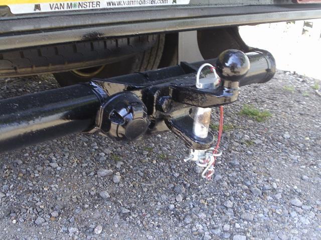 2016 Ford Transit  350 L2 SINGLE CAB TIPPER 125PS EURO 5 (FL16KOE) Image 14