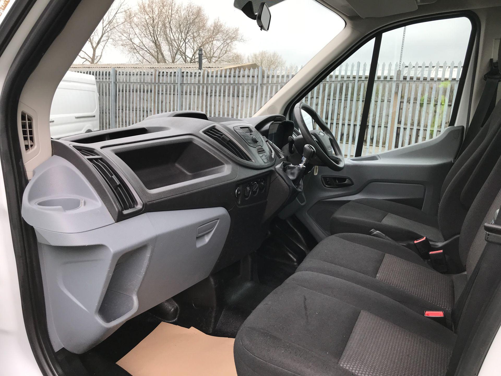 2016 Ford Transit T350 13FT SINGLE CAB DROPSIDE 125PS EURO 5 (FL16KPA) Image 15