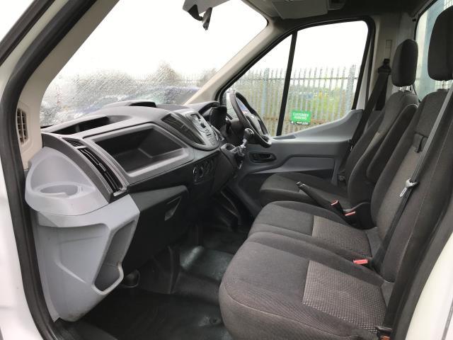 2016 Ford Transit  T350 SINGLE CAB TIPPER 125PS EURO 5 (FL16KTV) Image 14