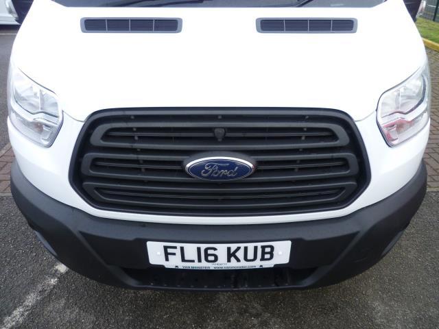 2016 Ford Transit 350 L2 SINGLE CAB TIPPER 125PS EURO 5 (FL16KUB) Image 13