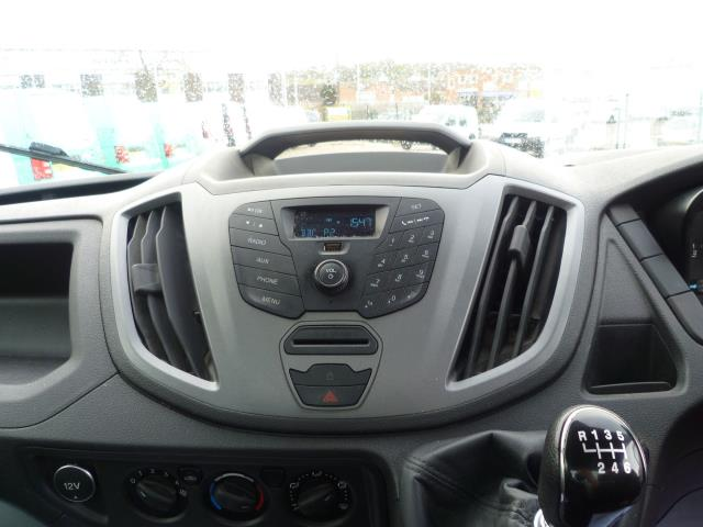 2016 Ford Transit 350 L2 SINGLE CAB TIPPER 125PS EURO 5 (FL16KUB) Image 21