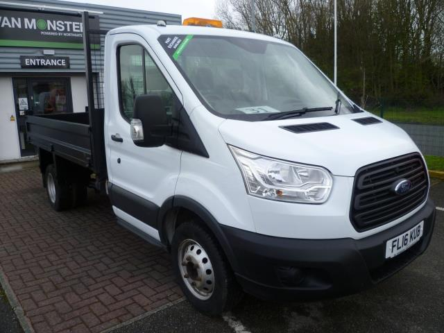 2016 Ford Transit 350 L2 SINGLE CAB TIPPER 125PS EURO 5 (FL16KUB)