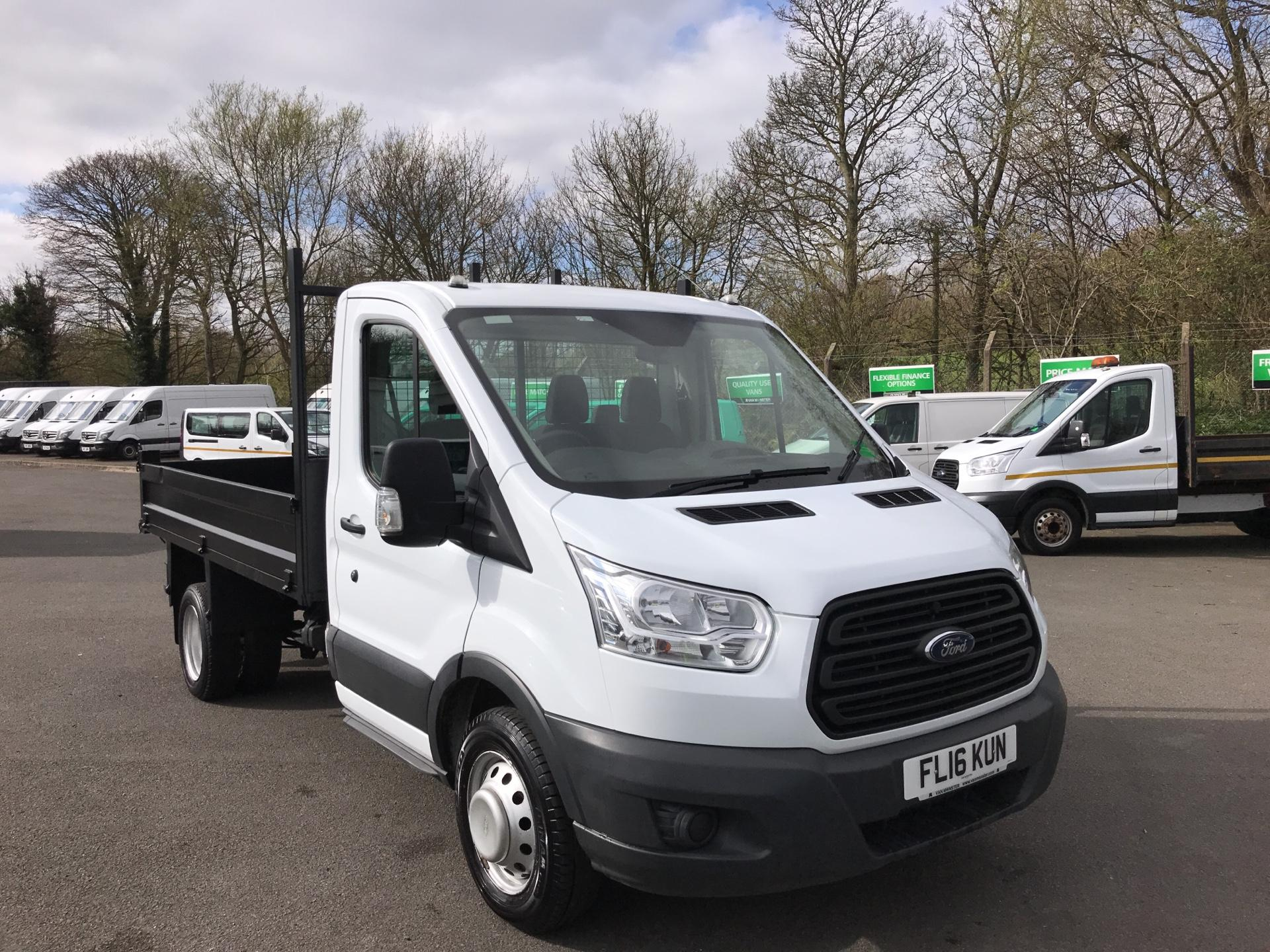 2016 Ford Transit  350 L2 SINGLE CAB TIPPER 125PS EURO 5 (FL16KUN)