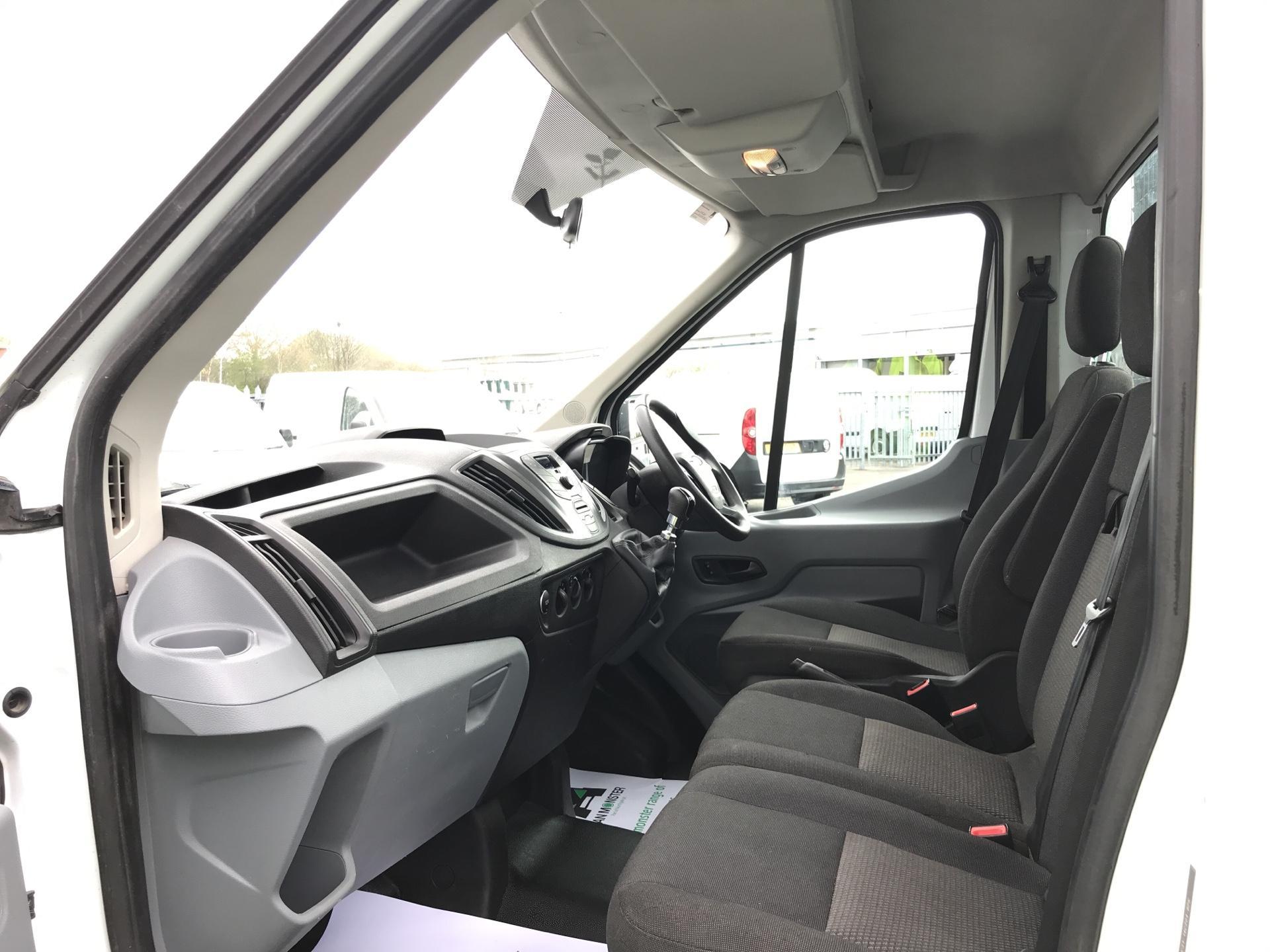 2016 Ford Transit  350 L2 SINGLE CAB TIPPER 125PS EURO 5 (FL16KUN) Image 14