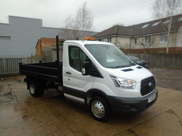 2016 Ford Transit  350 L2 SINGLE CAB TIPPER 125PS EURO 5 (FL16KVK)