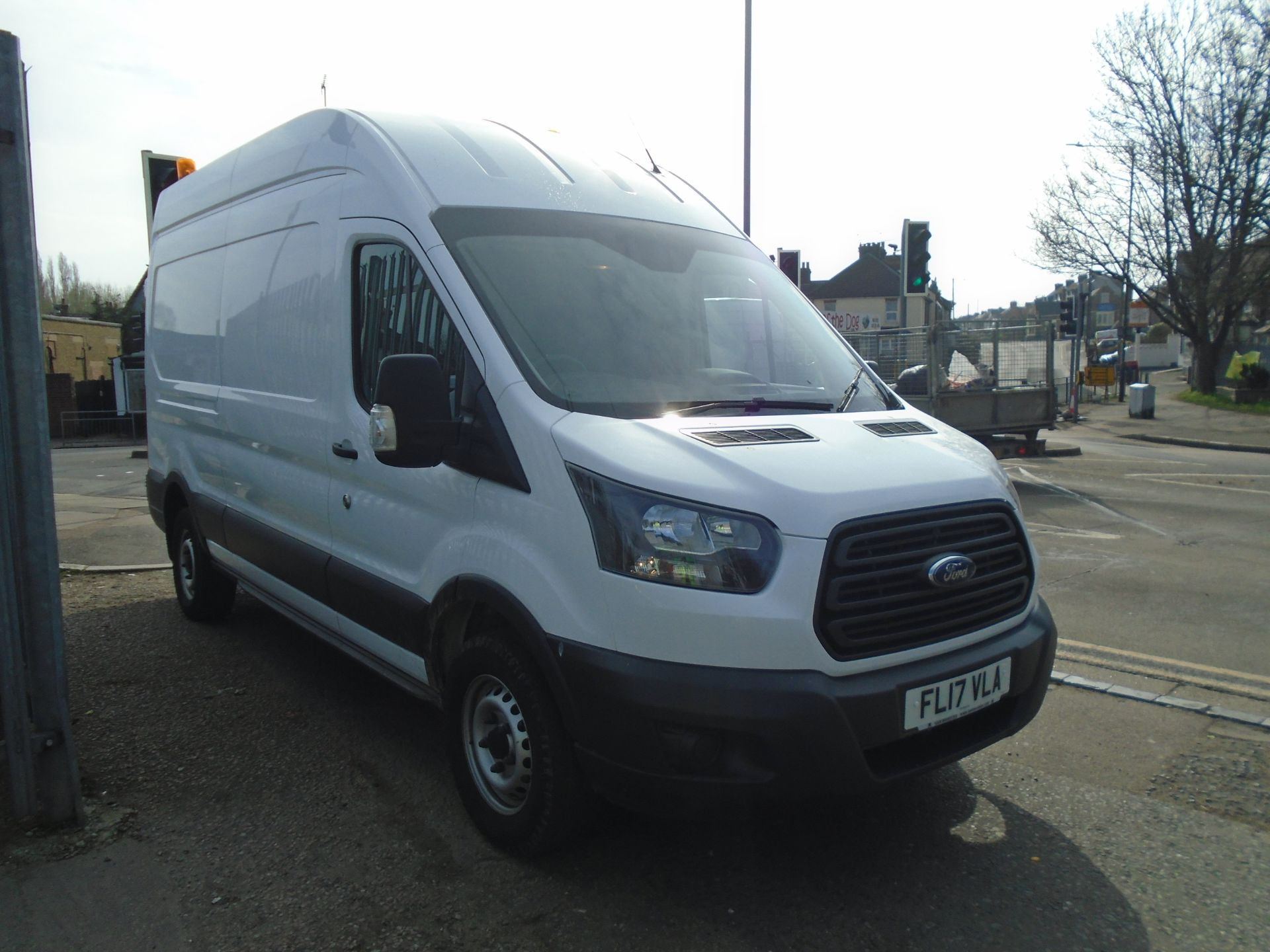 2017 Ford Transit 2.0 Tdci 130Ps H3 Van (FL17VLA) Image 1