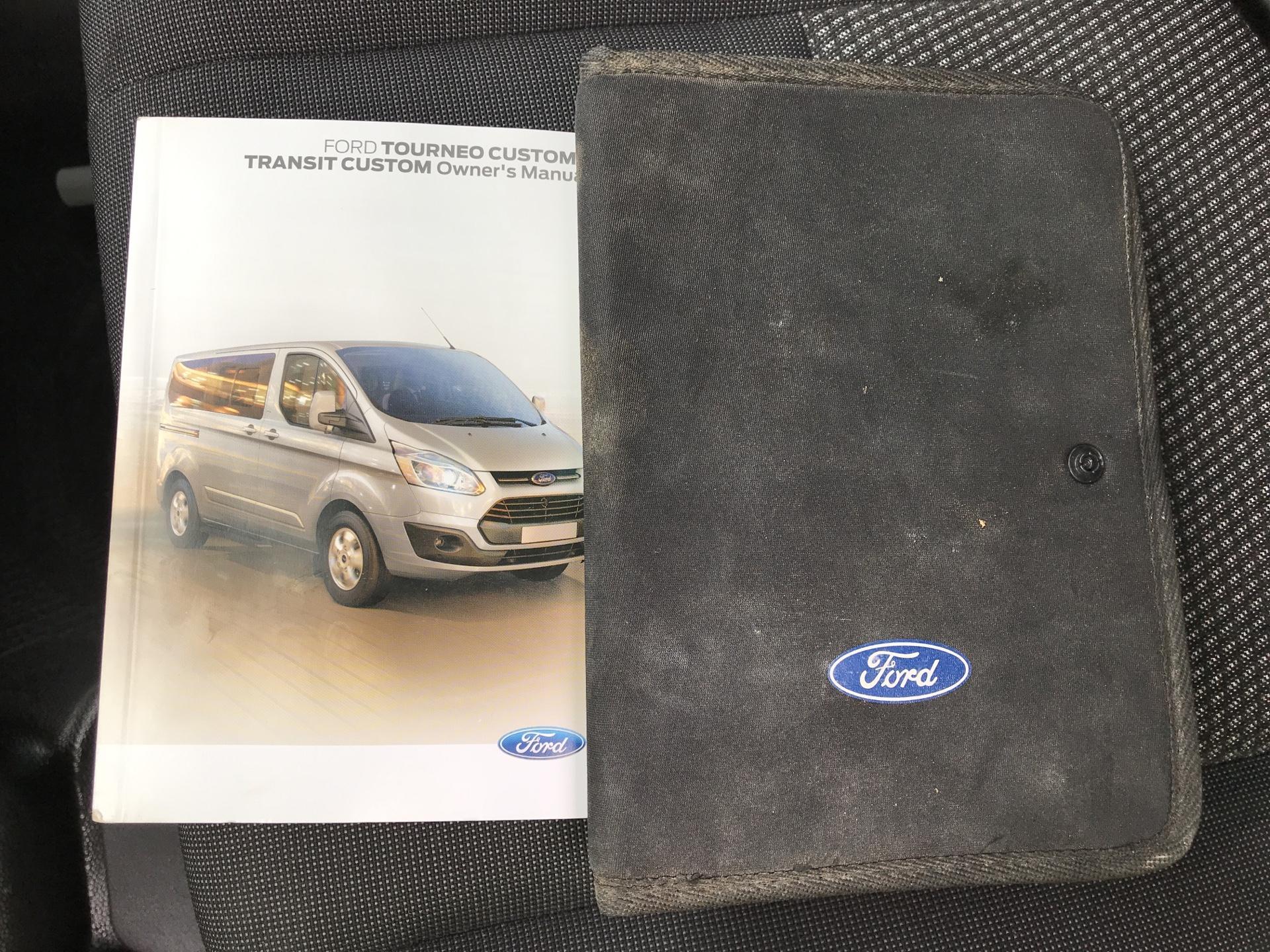 2017 Ford Transit Custom 290 L1 DIESEL FWD 2.0 TDCI 105PS LOW ROOF VAN EURO 6 (FL17VMF) Image 21