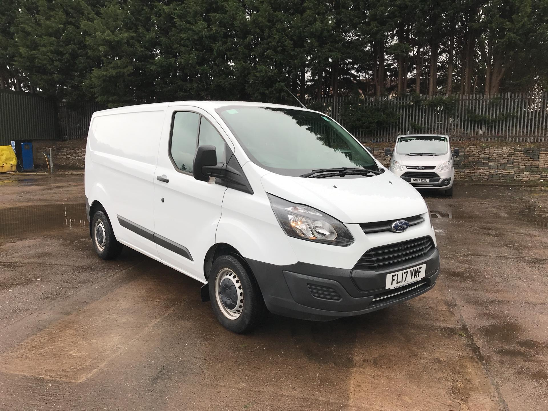2017 Ford Transit Custom 290 L1 DIESEL FWD 2.0 TDCI 105PS LOW ROOF VAN EURO 6 (FL17VMF)