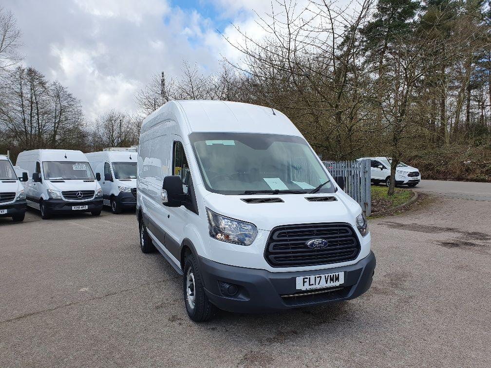 2017 Ford Transit L3 H3 VAN 130PS EURO 6 (FL17VMM)