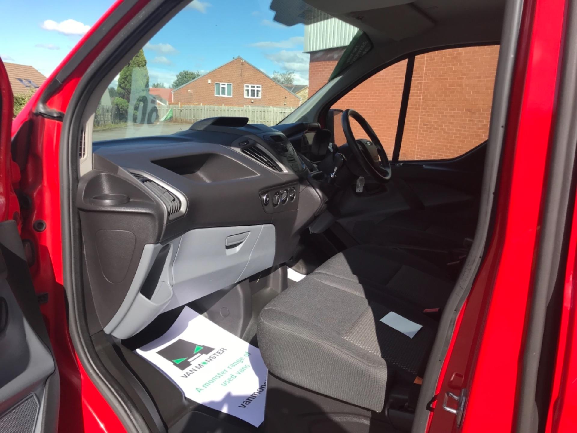 2017 Ford Transit Custom 2.0 Tdci 105Ps Low Roof Van EURO 6 (FL17VNK) Image 16