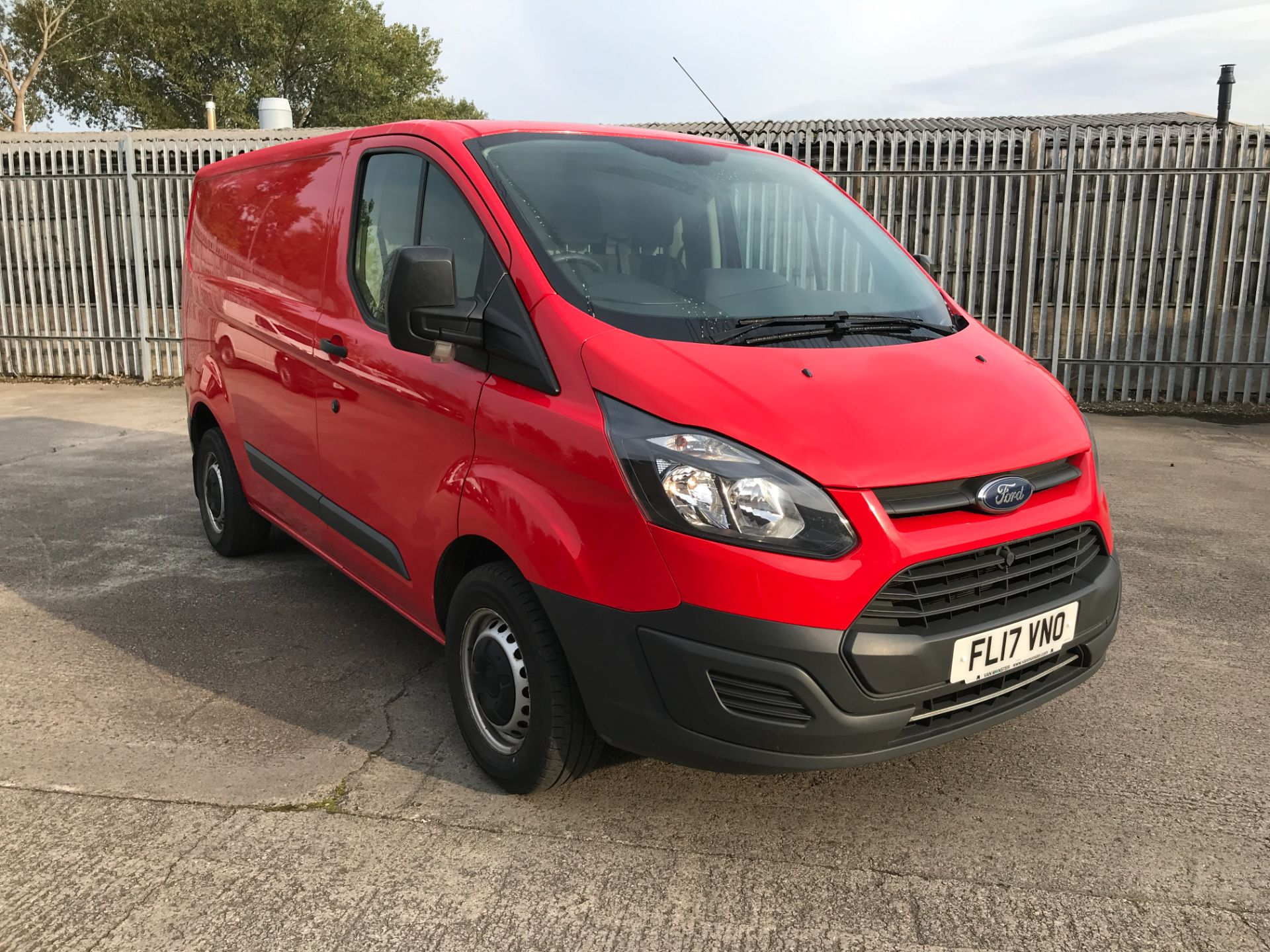 2017 Ford Transit Custom 290 L1 2.0TDCI 105PS LOW ROOF EURO 6 (FL17VNO)