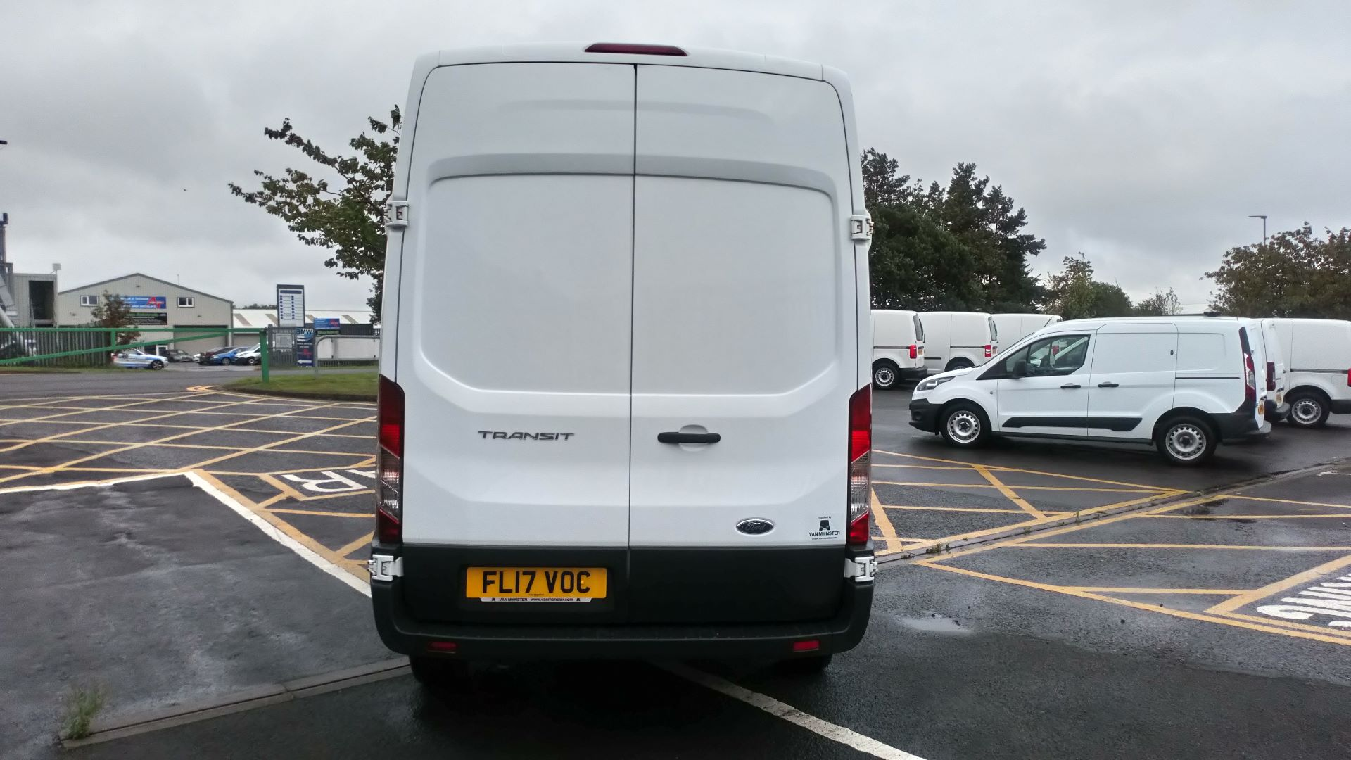 2017 Ford Transit 2.0 Tdci 130Ps H3 Van (FL17VOC) Image 5