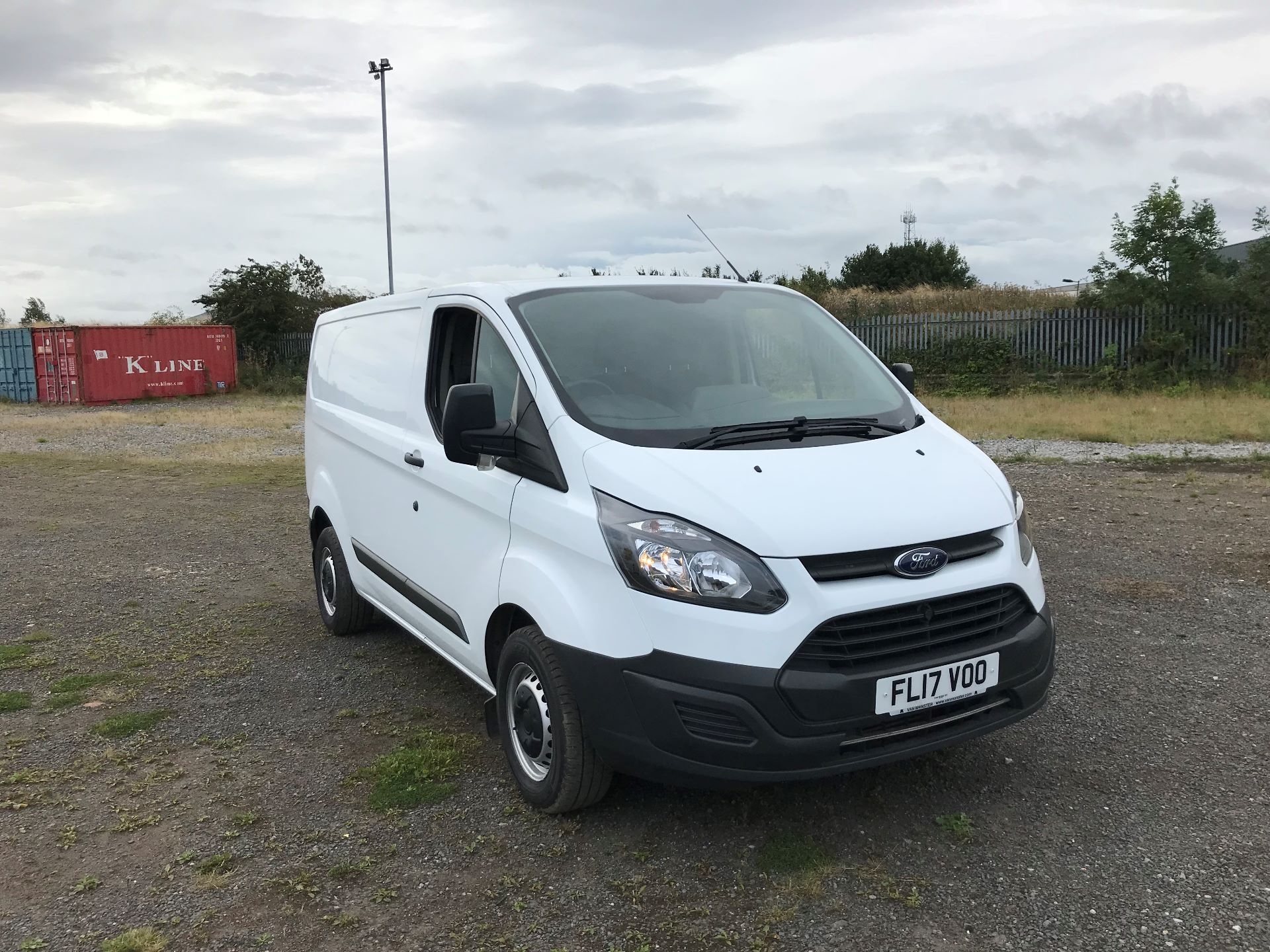 2017 Ford Transit Custom 2.0 Tdci 105Ps Low Roof Van (FL17VOO)