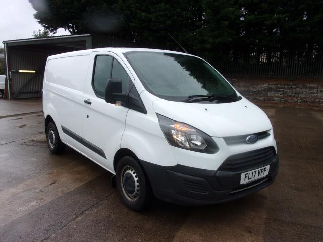 2017 Ford Transit Custom 290 L1 DIESEL FWD 2.0 TDCI 105PS LOW ROOF VAN EURO 6 (FL17VPP)