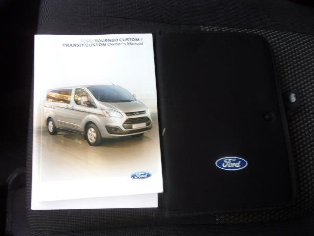 2017 Ford Transit Custom 290 L1 DIESEL FWD 2.0 TDCI 105PS LOW ROOF VAN EURO 6 (FL17VPP) Image 22