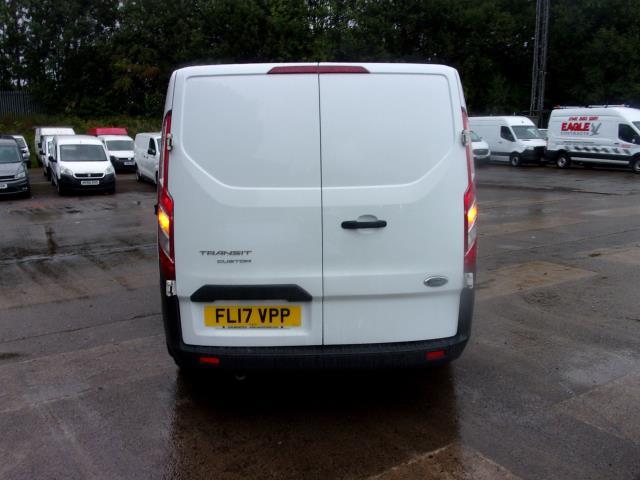 2017 Ford Transit Custom 290 L1 DIESEL FWD 2.0 TDCI 105PS LOW ROOF VAN EURO 6 (FL17VPP) Image 10