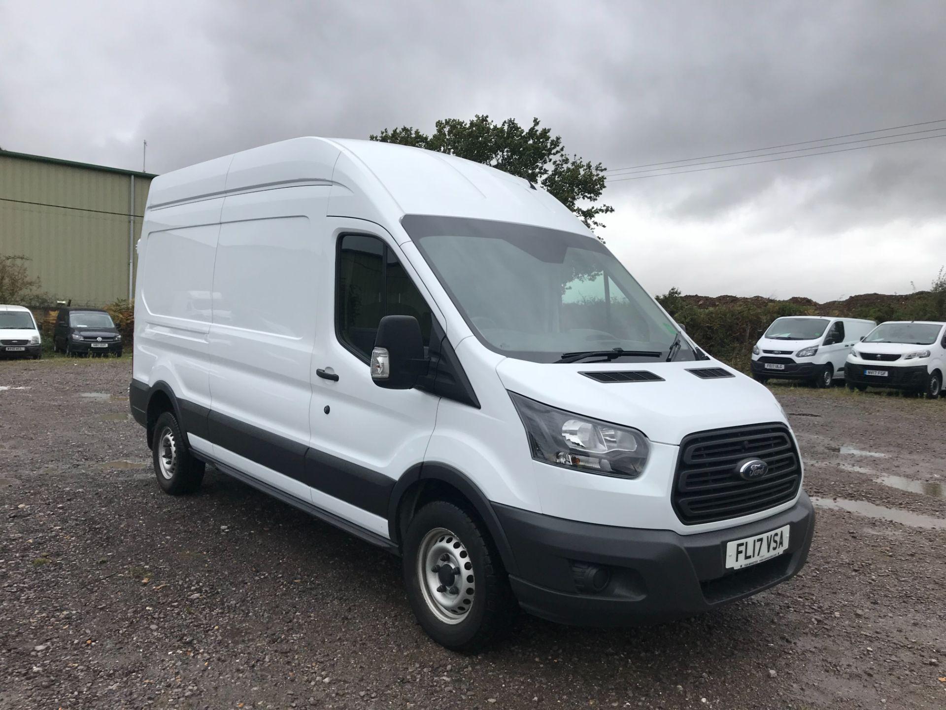 2017 Ford Transit 2.0 Tdci 130Ps H3 Van