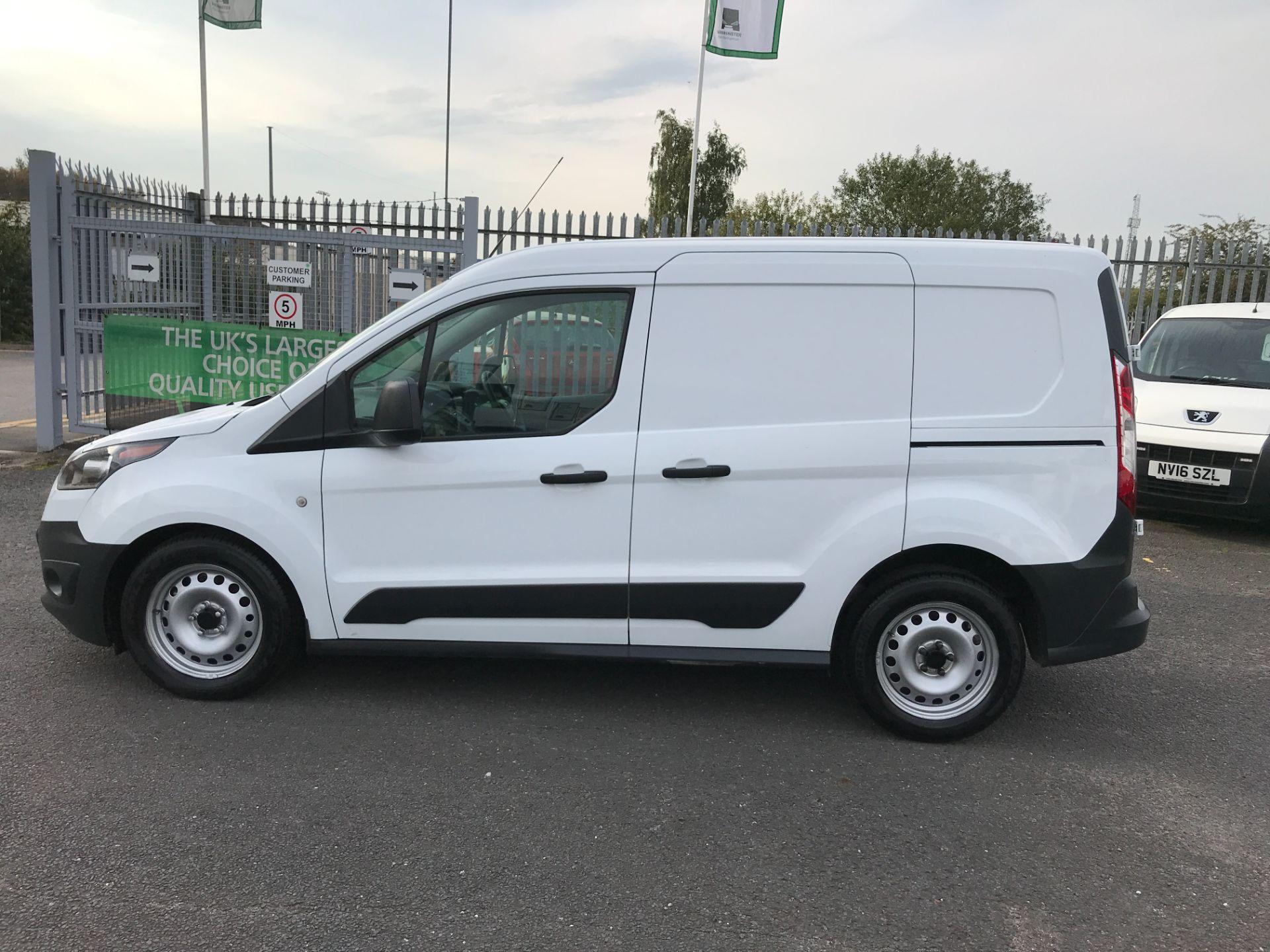 2017 Ford Transit Connect T200 L1 H1 1.5TDCI 75PS EURO 6 (FL17VTG) Image 11