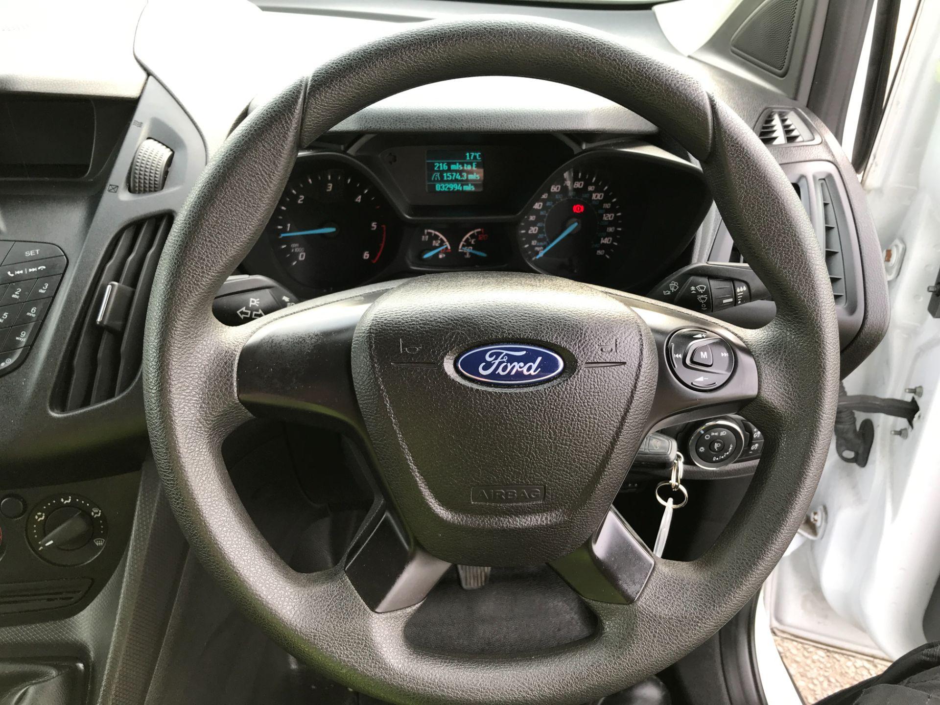 2017 Ford Transit Connect T200 L1 H1 1.5TDCI 75PS EURO 6 (FL17VTG) Image 5