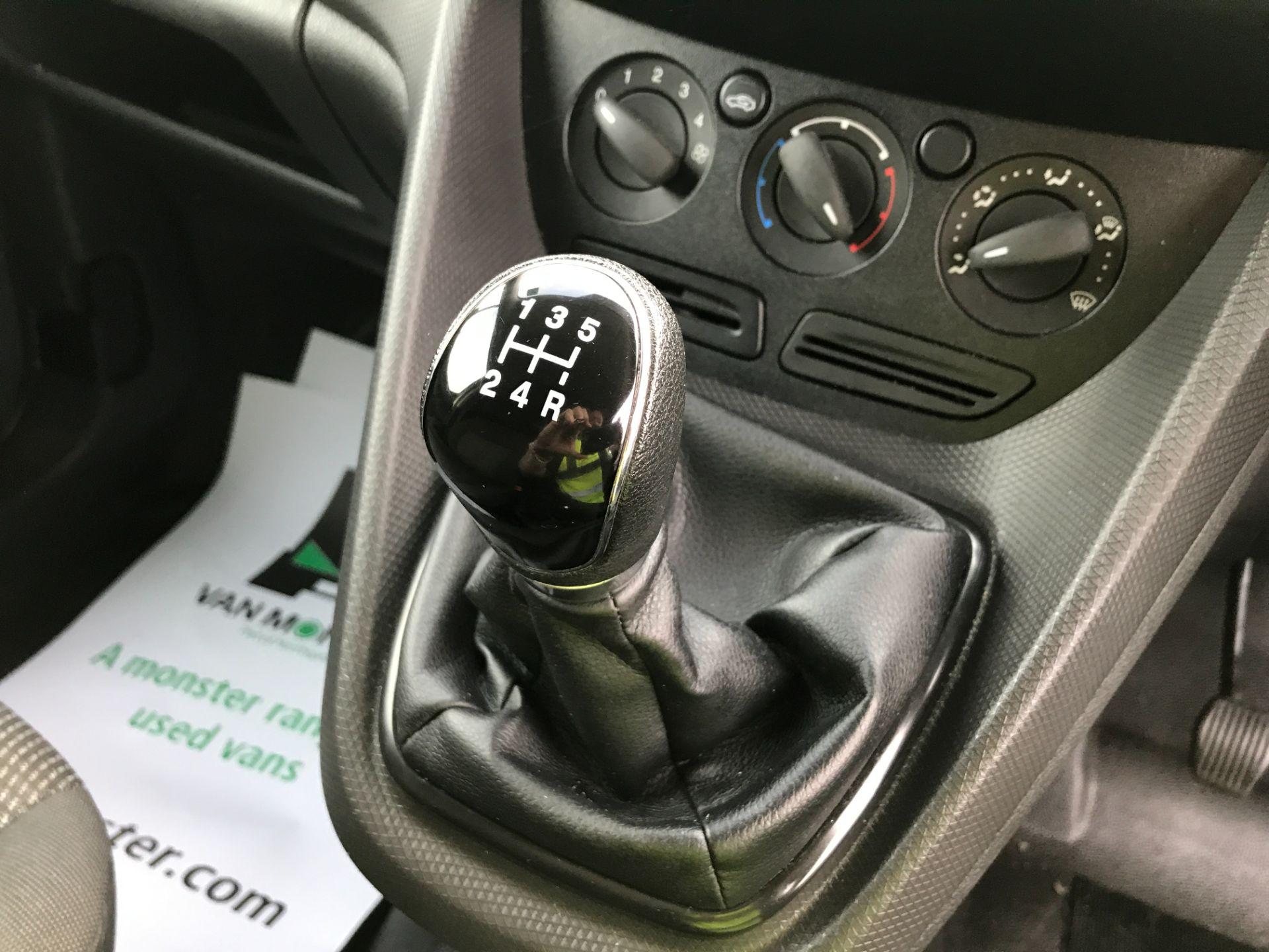 2017 Ford Transit Connect T200 L1 H1 1.5TDCI 75PS EURO 6 (FL17VTG) Image 4