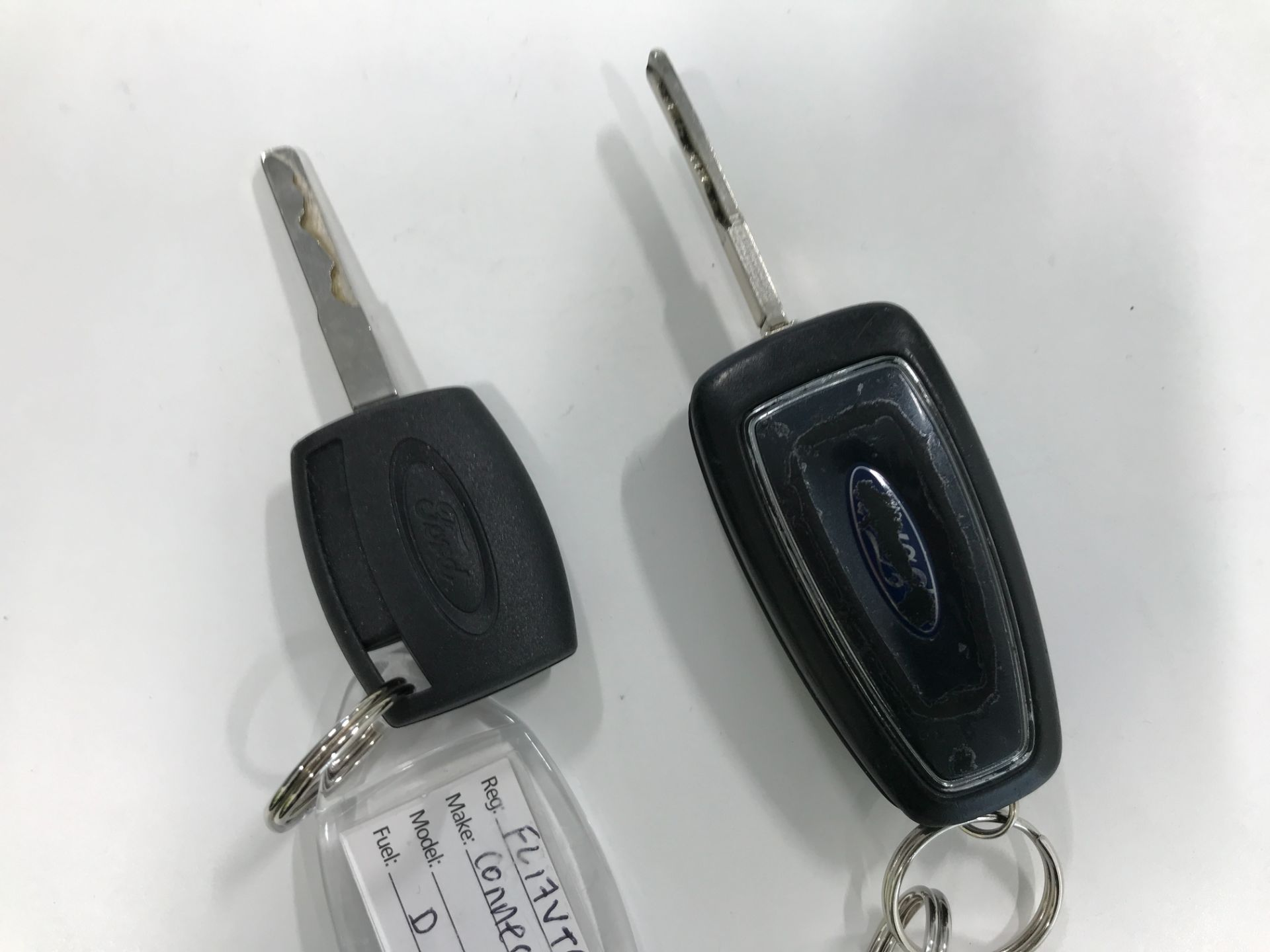 2017 Ford Transit Connect T200 L1 H1 1.5TDCI 75PS EURO 6 (FL17VTG) Image 28