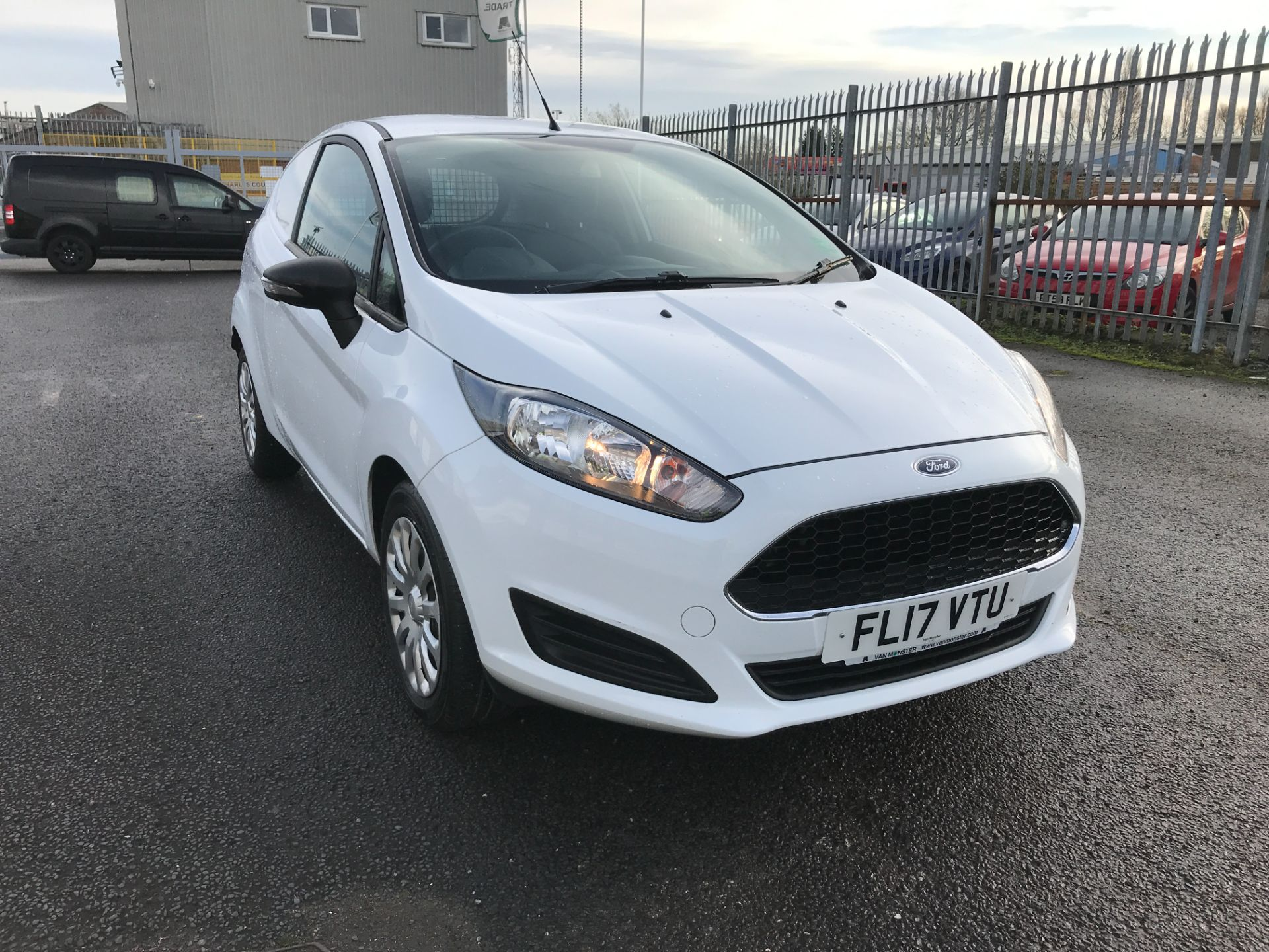 2017 Ford Fiesta 1.5TDCI 75PS EURO 6 AIR CON (FL17VTU)