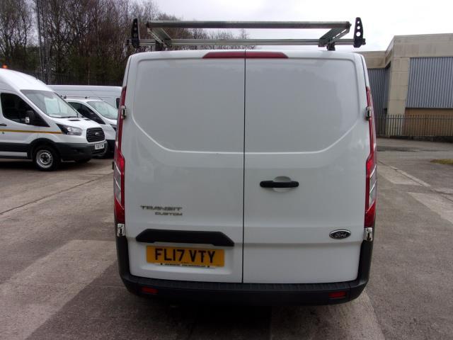 2017 Ford Transit Custom 290 2.0 Tdci 105Ps Low Roof Van (FL17VTY) Image 10