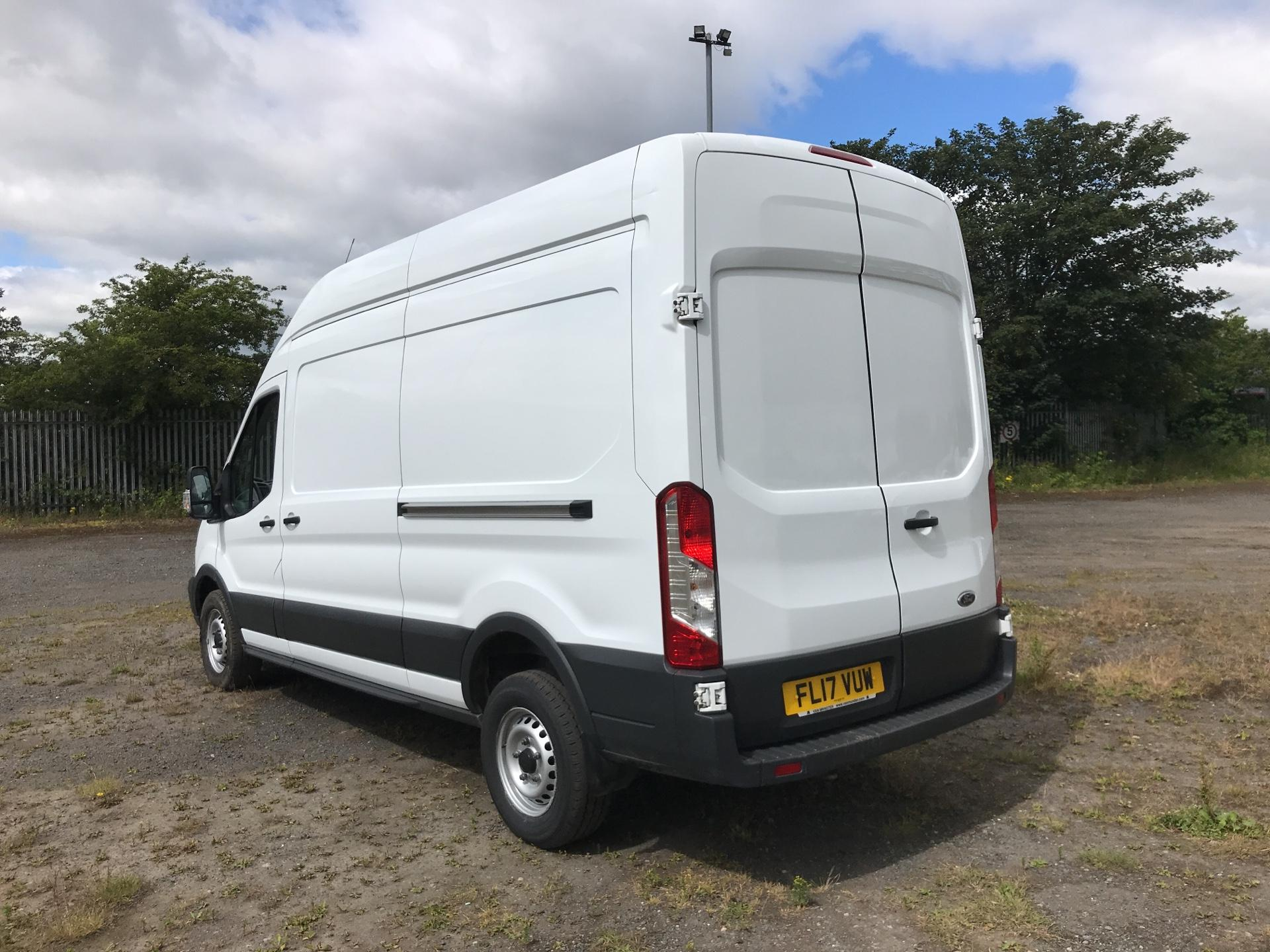 2017 Ford Transit 2.0 Tdci 130Ps H3 Van *VALUE RANGE VEHICLE CONDITION REFLECTED IN PRICE* (FL17VUW) Image 5